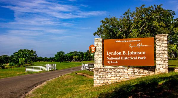 Texas - LBJ Ranch - July 2018