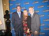 Stewart F. Lane, Kathy Curtiss, Dr. Stanley Cohen honoree