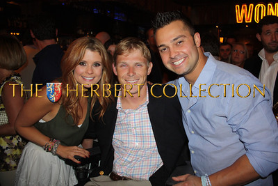 JoAnna Garcia Swisher, Taylor Price (TaylorPrice.org) and Nick Swisher