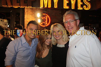 Nick Swisher, JoAnna Garcia Swisher, Sara Herbert-Galloway, Barry Klarberg