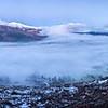 Sat 16th Dec 16:08 : Thwaitehill Knotts :  Temperature Inversion & Skiddaw