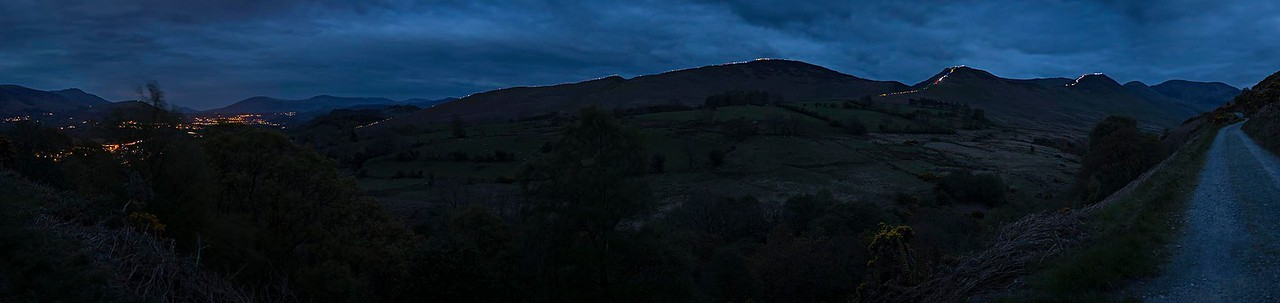 Sat 29th Apr : LFOL over Barrow, Stile End and Outerside