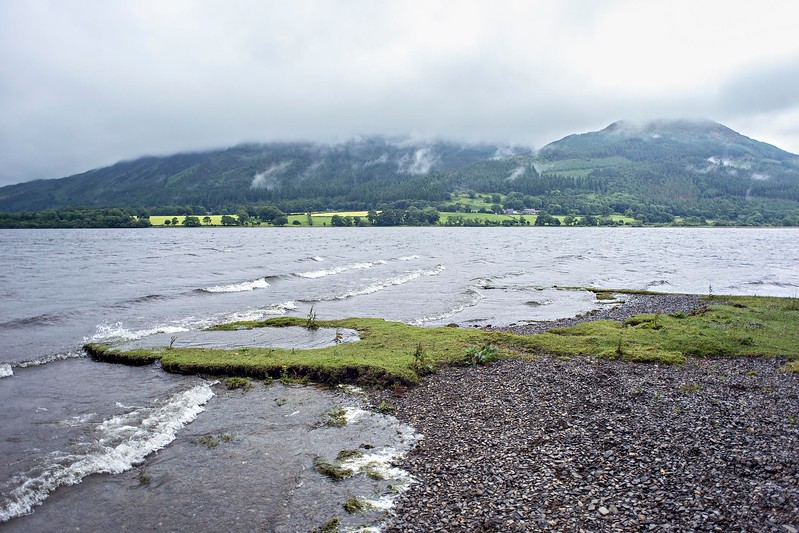Fri 30th Jun : Bassenthwaite Lake : Blackstock Point