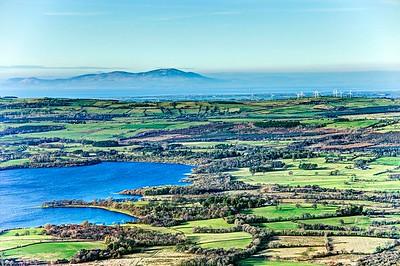 Sat 21st Jan : Dodd Summit : Criffel Across The Solway Firth
