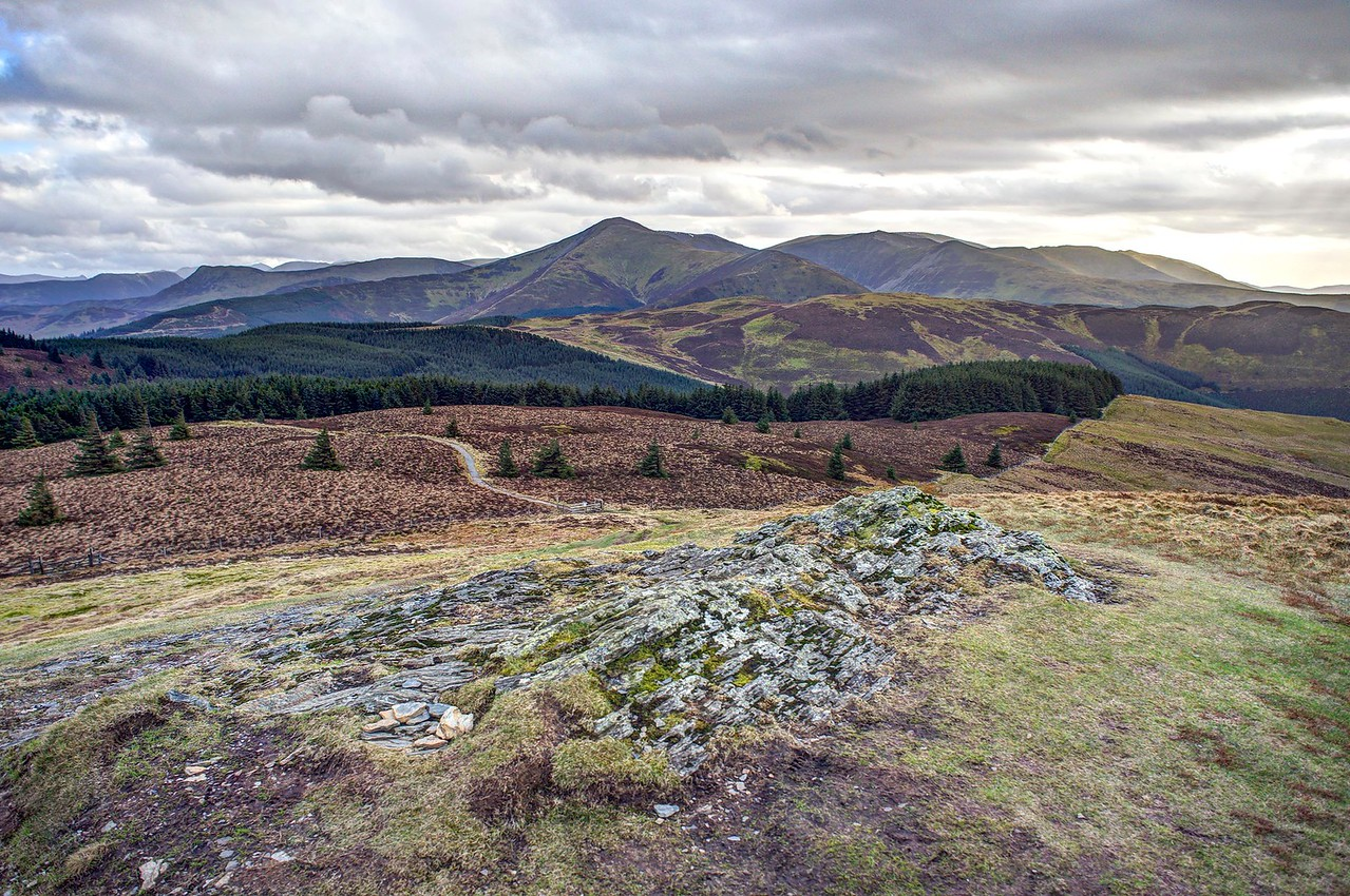 Tue 14th Mar : Lord's-Seat : Grisedale Pike