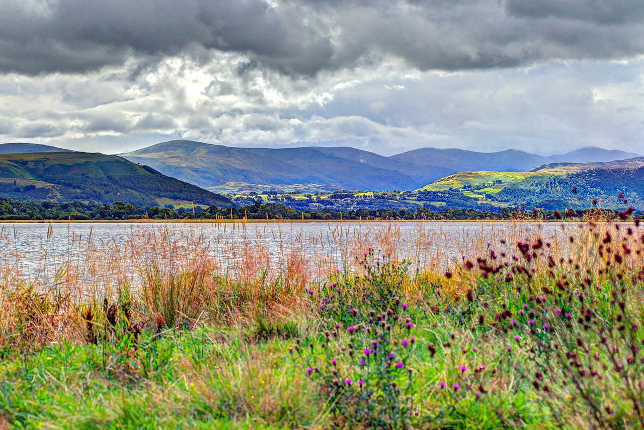 Sat 5th Aug : Keswick and the Eastern Fells From Blackstock Point