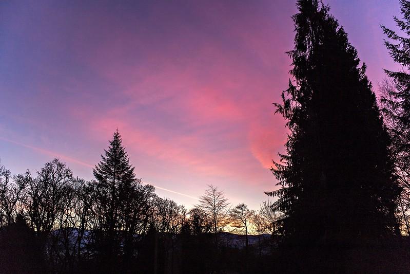 Tue 12th Dec 08:05 : Before Sunrise