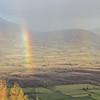 Thu 16th Nov : Bob's Seat : Vertical Rainbow