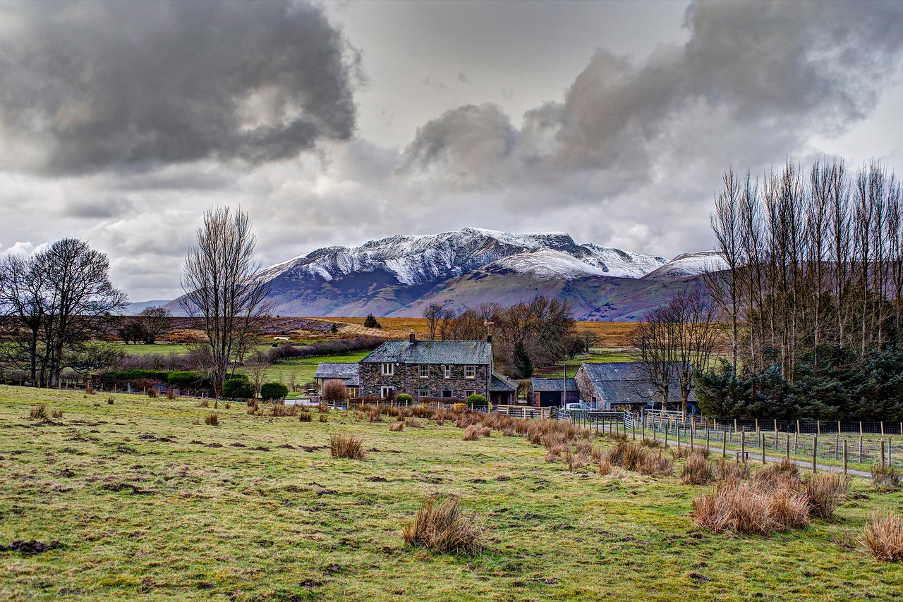 Mon 24th Feb : Blencathra : Green Bank Farm