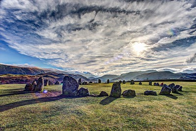 Mon 30th Jan : Castlerigg Stone Circle