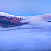 Sat 16th Dec : Little Man & A Temperature  Inversion Over The Vale Of Keswick