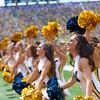 University of Michigan Cheerleaders
