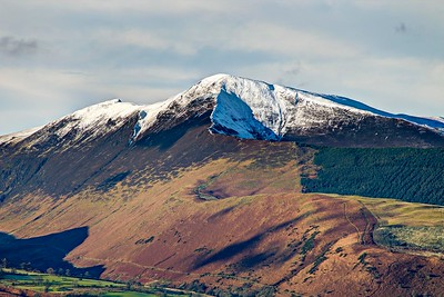 Mon 30th Jan : Latrigg : Grisedale Pike