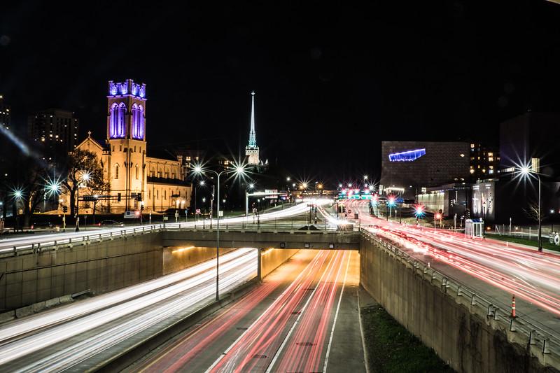 Lowry, Walker Art , Basilica, 94 Tunnel