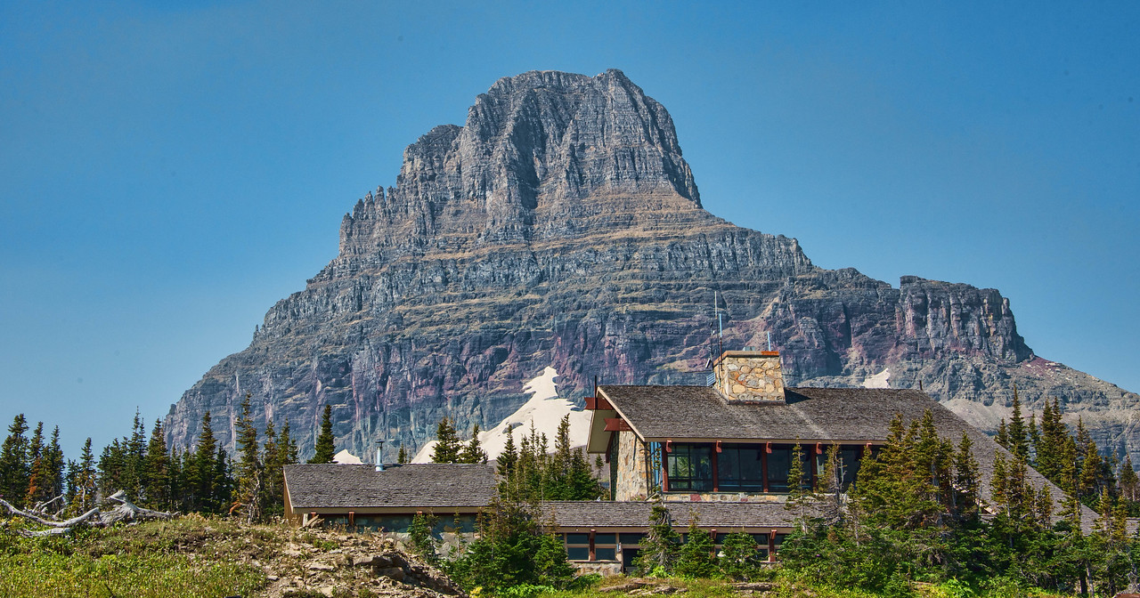 Logan Pass Visitor Center