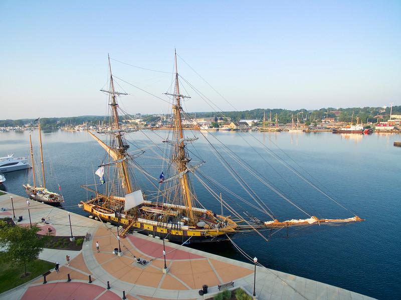 Tall Ships Sturgeon Bay  WI