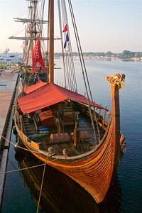Draken Harald Hårfagre, Tall Ships Sturgeon Bay  WI.