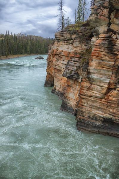 Athabasca River.