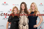 Randi Shatz, Nicole Noonan and Consuelo Vanderbilt Costin