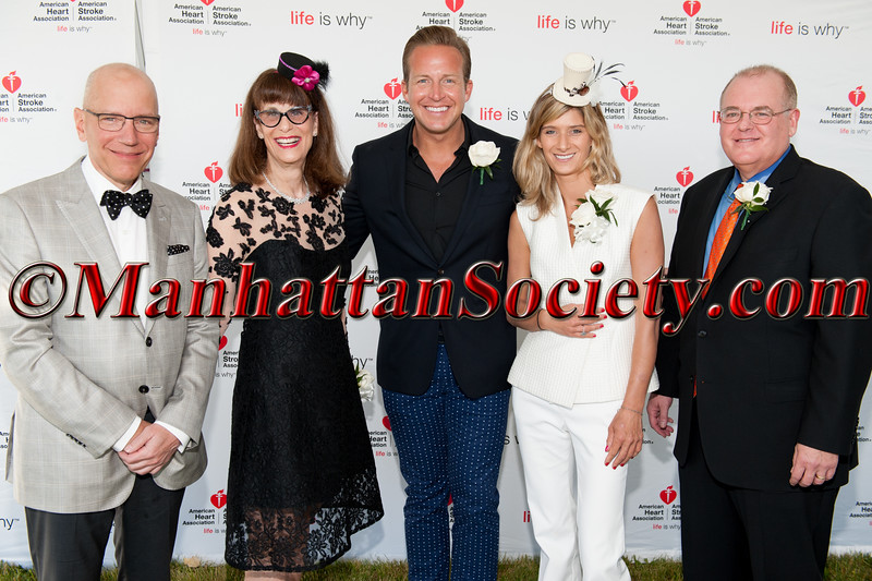 "19TH ANNUAL HAMPTONS HEART BALL: ""GLITZ & GLAMOUR"""