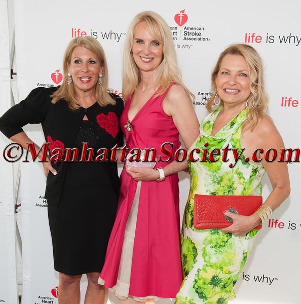 Dottie Herman, Sara Herbert- Galloway, Debra Halpert