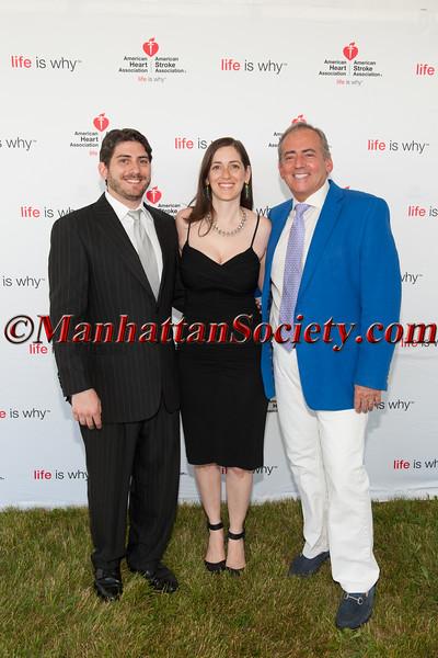 Jason Chinitz, Amy Chinitz, Larry Chinitz