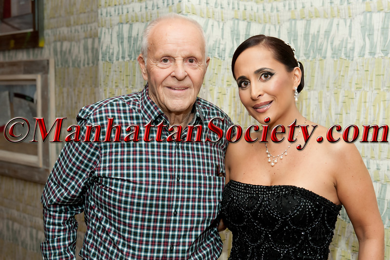 Henry Buhl,  Sandra Sanches