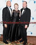 Harry Chung, Mary Latimer-Chung,  John Schultz