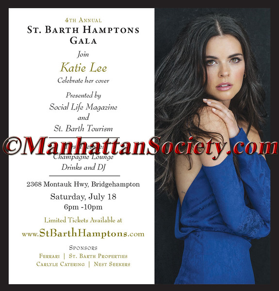 SOCIAL LIFE MAGAZINE - 4th Annual St. Barths Gala
