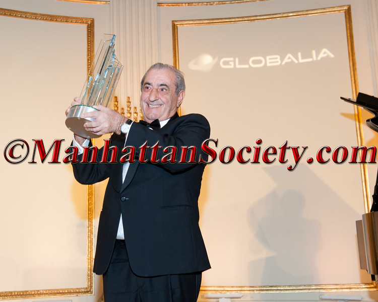 Spain-U.S. Chamber of Commerce Business Leader of The Year Juan José Hidalgo Acera