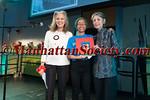 Ruth Lande Shuman, Kiona Myrie, Honoree Paula Cooper