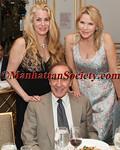 Jen Bawden, Mortimer Zuckerman, Patricia Duff