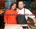 Chef Diane Henderiks, Chef David Lee