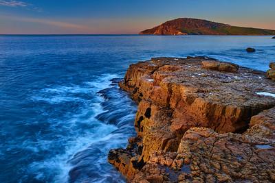 Betsy Island Sunrise