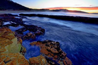 Sunrise at Calvert's Beach