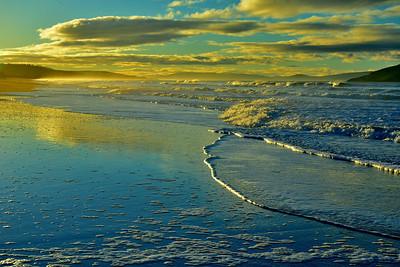 Sunrise at Hope Beach