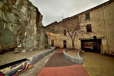 Historic Salamanca Place, Hobart