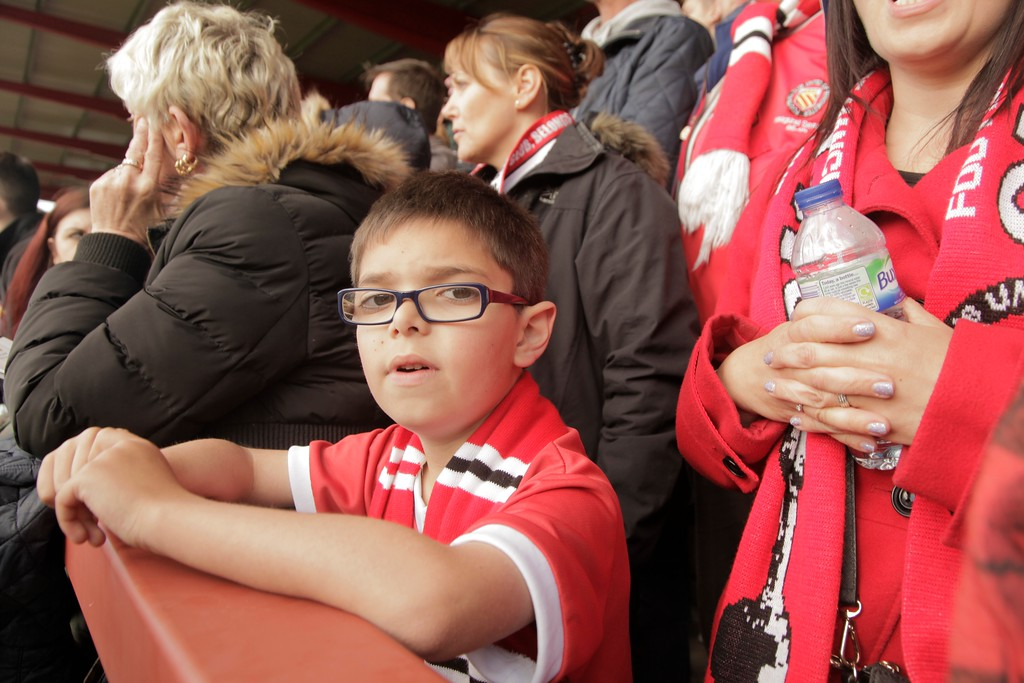 FC's youngest blogger, Lucas