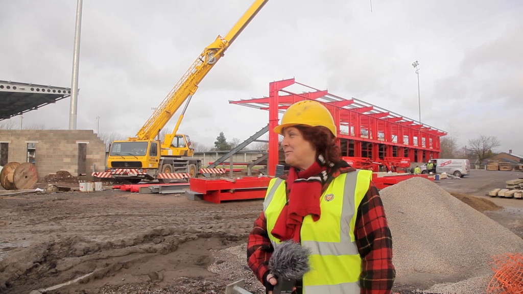 Broadhurst Park site report 26th Jan 2015
