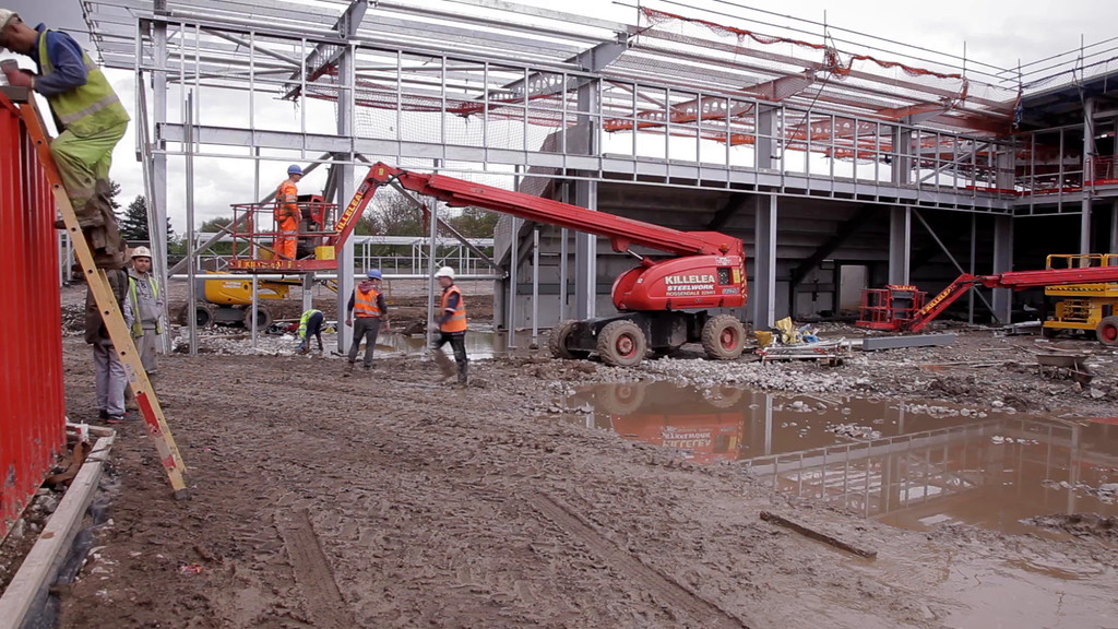 Broadhurst Park 12th May report
