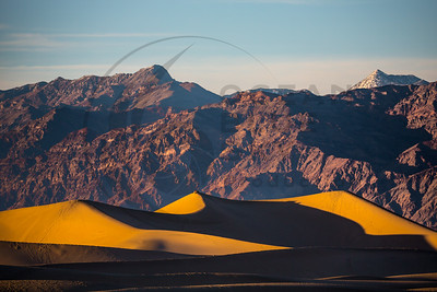 Death Valley's Dunes