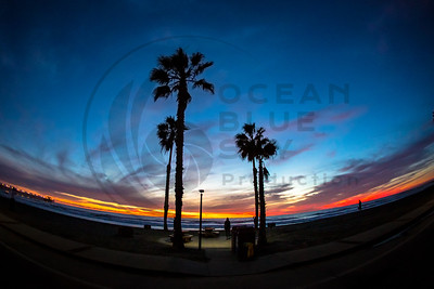 Oceanside Sunset