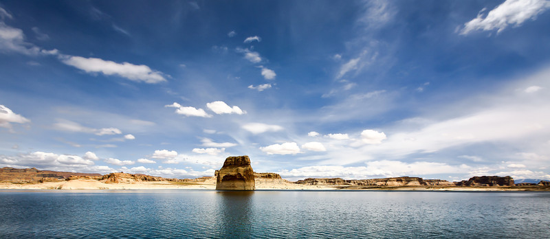Lake Powell, The Rock...