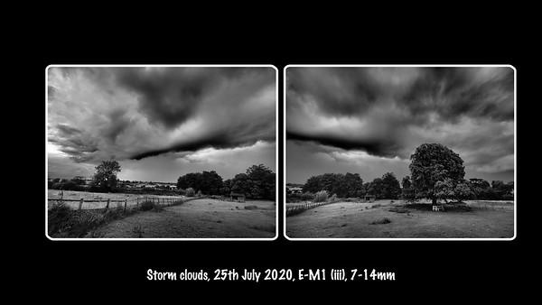 Storm pan