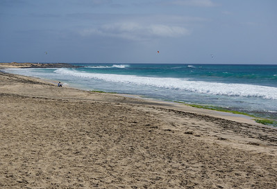 Cape Verde beach. Spectacular, clean and people free.
