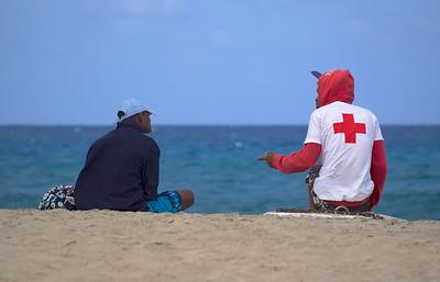 Coast guard chat...answers on a postcard.