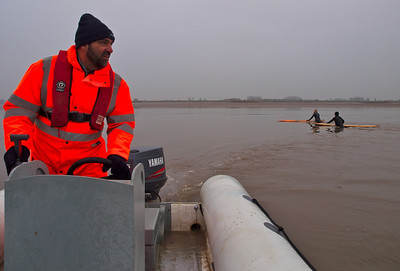A big thanks to Duncan for coxing. What he doesn't know about the river isn't worth knowing :-)