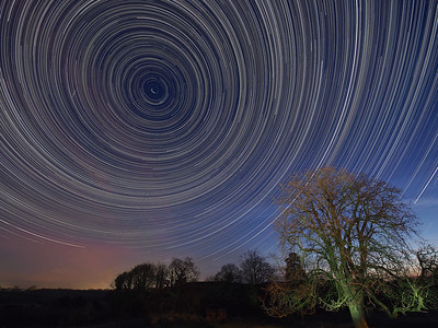 7-14mm Star Trail