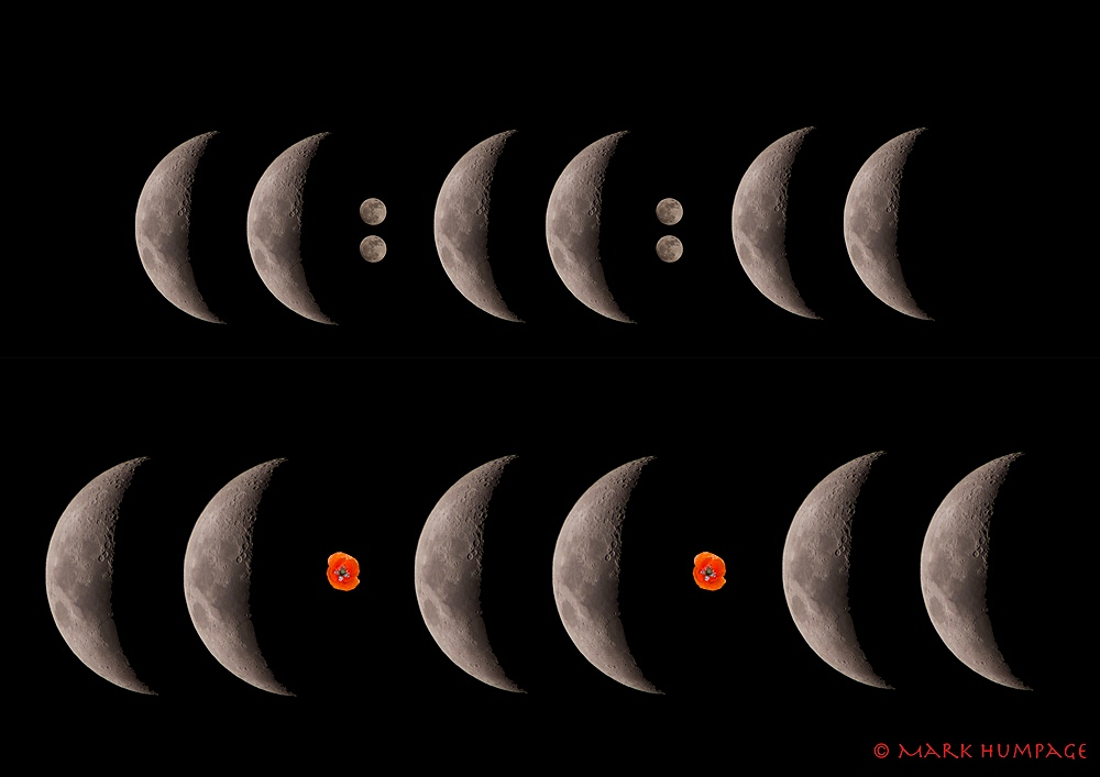 11hrs, 11 mins, 11 secs on the 11th day of the 11th month of the 2011th year. A unique capture in time via my lunar font :-). Lunar images captured with Oly E5 & 90-250mm lens.