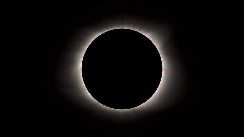 Solar Eclipse Totality
